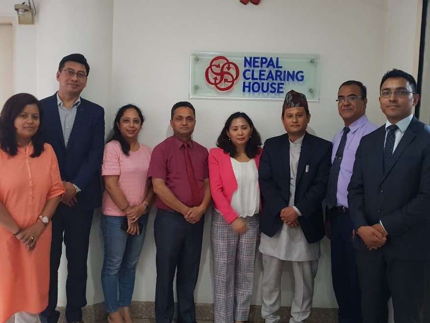 Mr. Naresh Shakya appointed as the Chairman of NCHL  (25th June 2019)